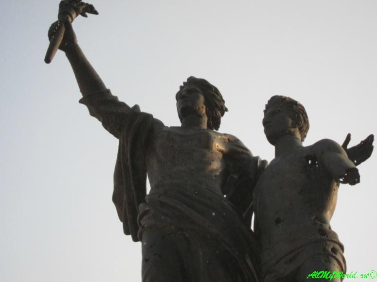 Достопримечательности Бейрута площадь Мучеников