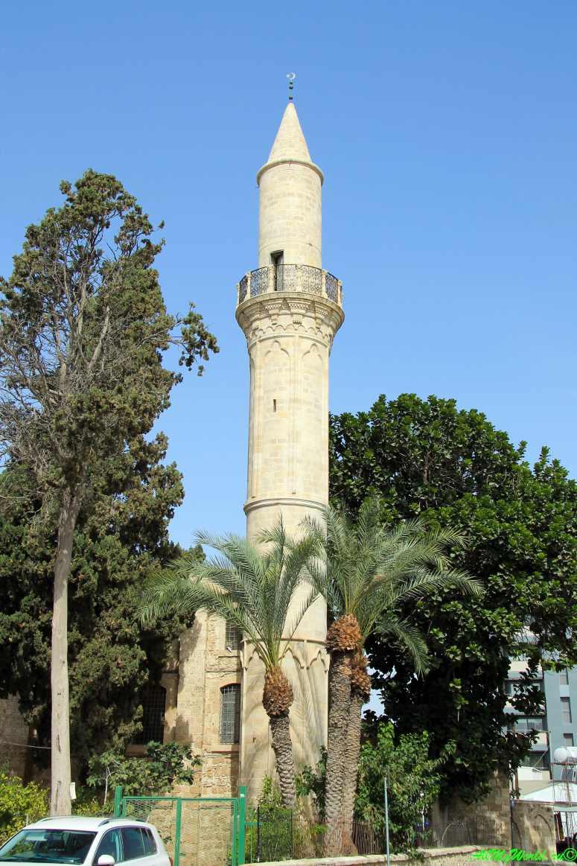 Кипр Ларнака достопримечательности мечеть Кебир Джами
