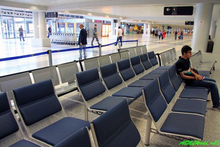 Ливан аэропорт Бейрута фото