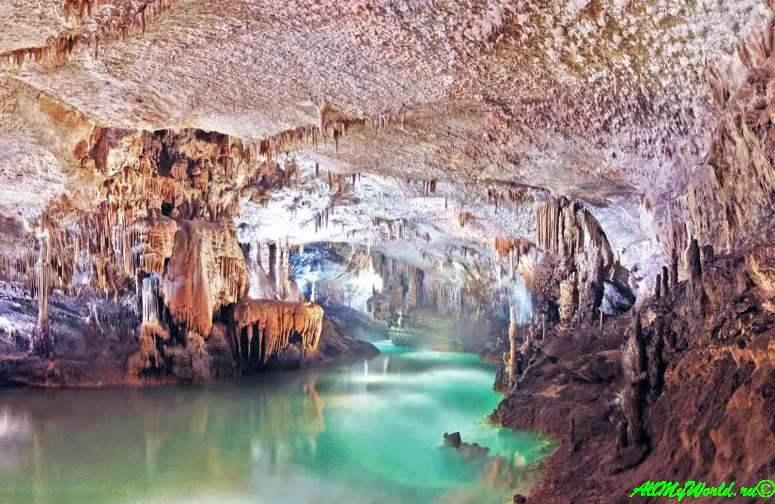 Ливан пещера Джейта фото