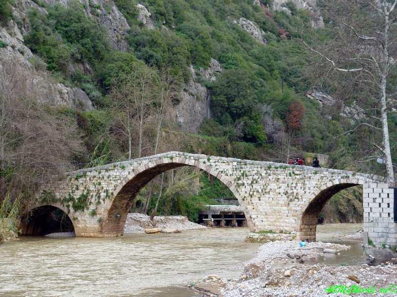 Ливан Собачья река фото