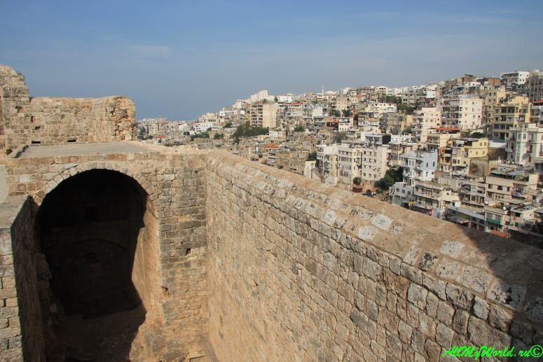 Ливан Триполи крепость Сен-Жиль фото