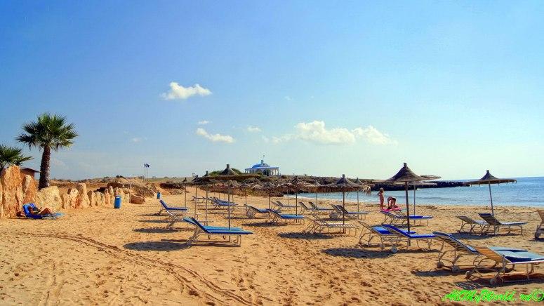 Кипр Айя-Напа - пляж Айя-Текла фото