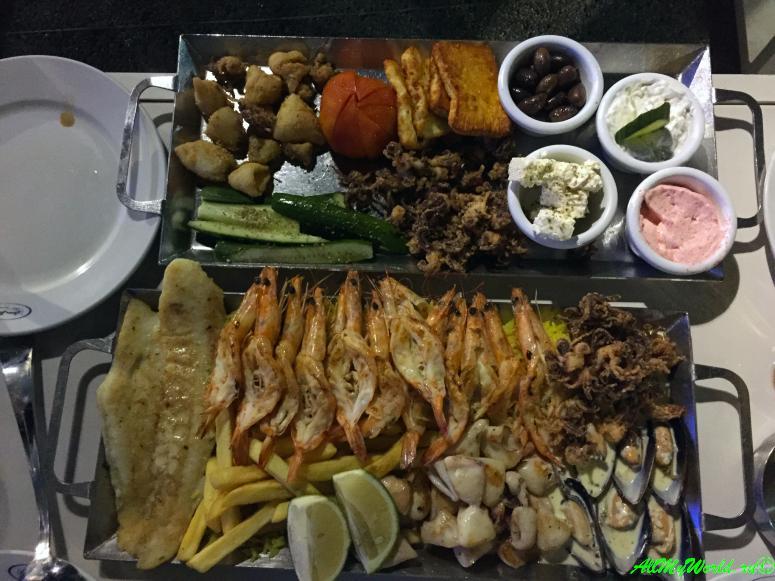 Где поесть в Айя-Напе мезе