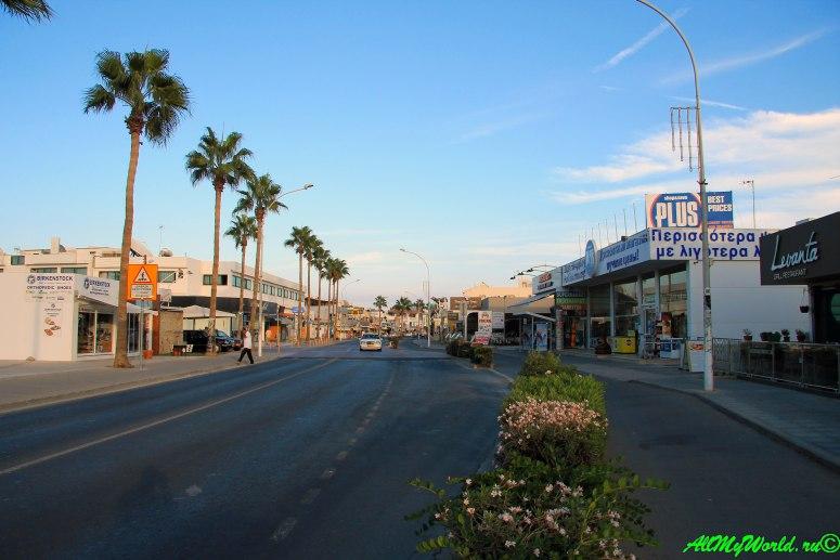 Айя-Напа - пляжи фото