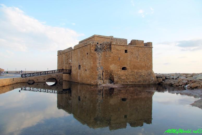 Кипр Пафос достопримечательности фото форт