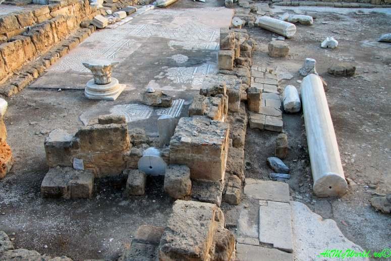 Кипр Пафос достопримечательности фото