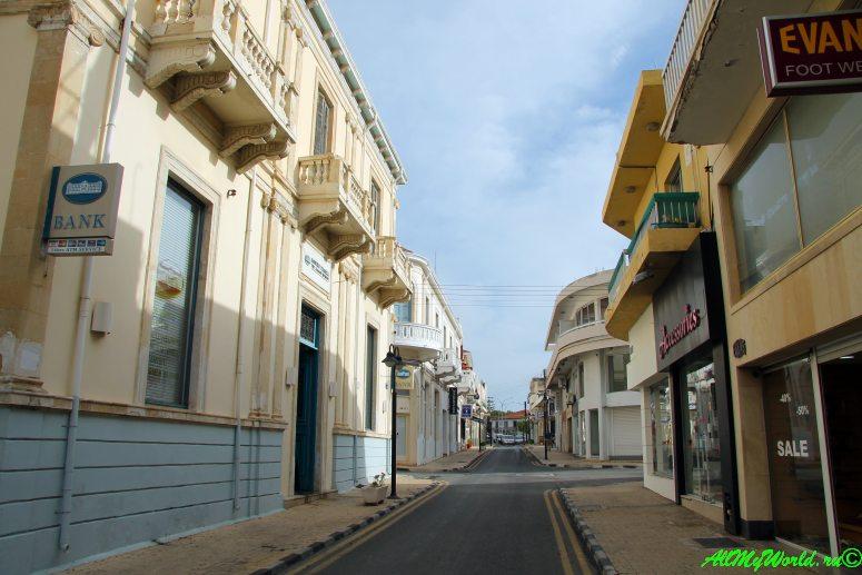 Кипр Пафос фото