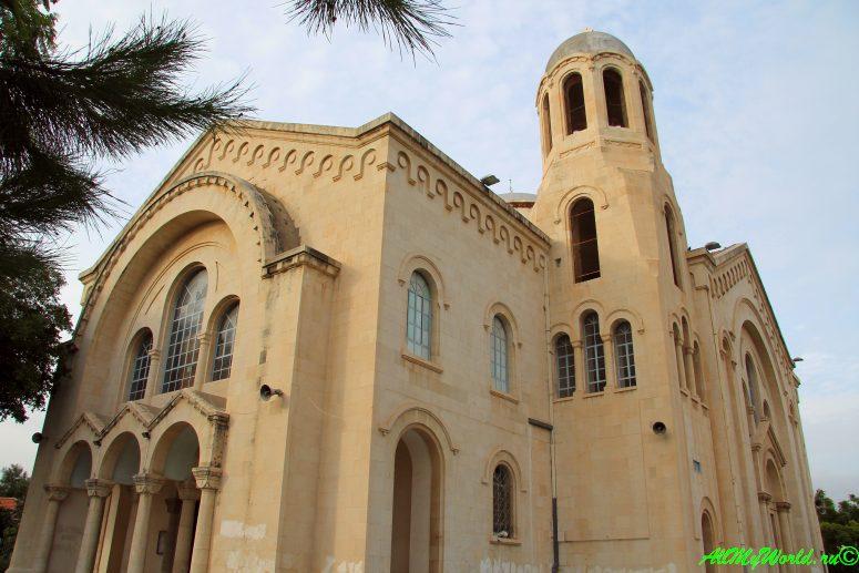 Достопримечательности Лимассола: церковь Святой Троицы