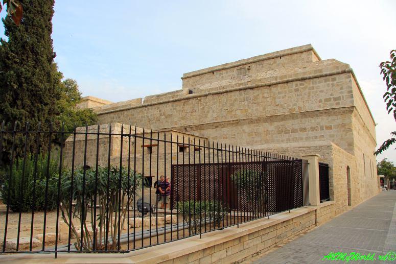 Достопримечательности Лимассола: Крепость