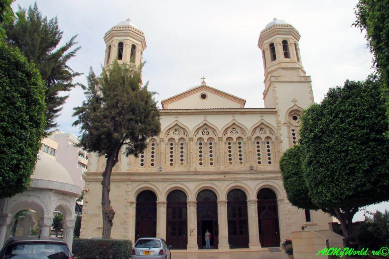 Достопримечательности Лимассола: церковь Агиа-Напа