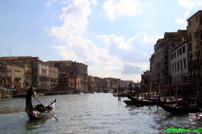 Как доехать из венеции в верону