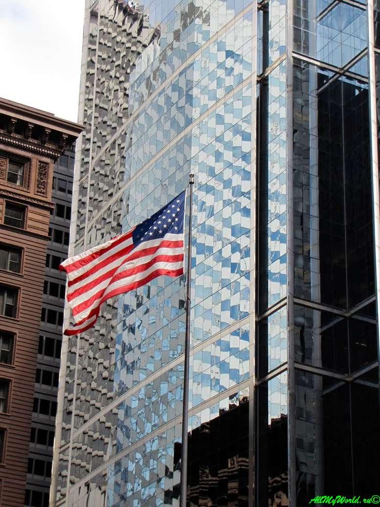 США, город Чикаго: достопримечательности и фото - Финансовое управление Чикаго (Federal Center)