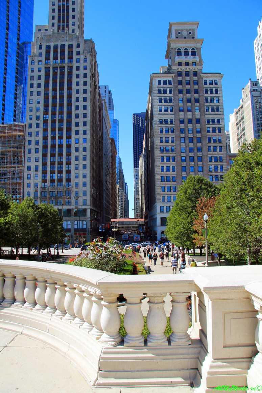 США, город Чикаго: достопримечательности и фото - Миллениум-парк