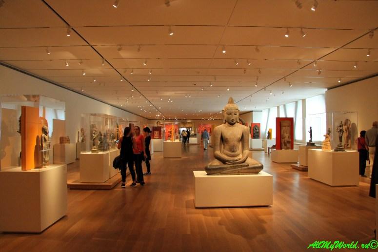 США, город Чикаго: достопримечательности и фото - Чикагский институт искусств (Art Institute of Chicago)