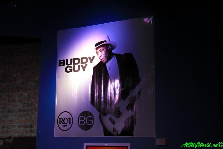 США, город Чикаго: достопримечательности и фото - Buddy Guy's Legend