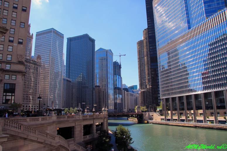 США, город Чикаго: достопримечательности и фото