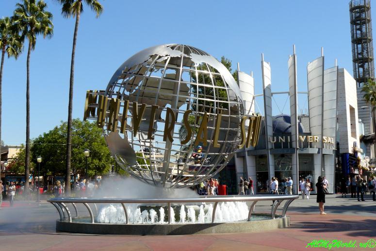 США, город Лос-Анджелес - достопримечательности, впечатления, фото - парк развлечений Universal Studios
