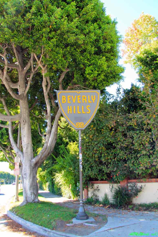 США, город Лос-Анджелес - достопримечательности, впечатления, фото - Беверли Хиллс