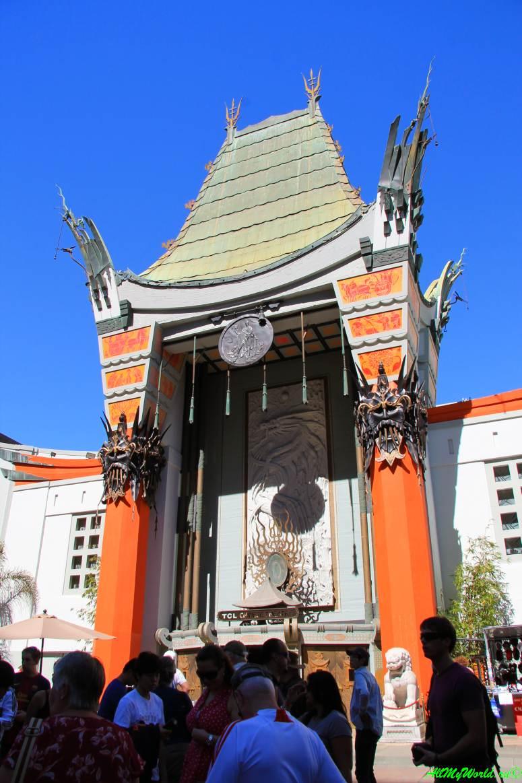 США, город Лос-Анджелес - достопримечательности, впечатления, фото - бульвар Голливуд Китайский театр