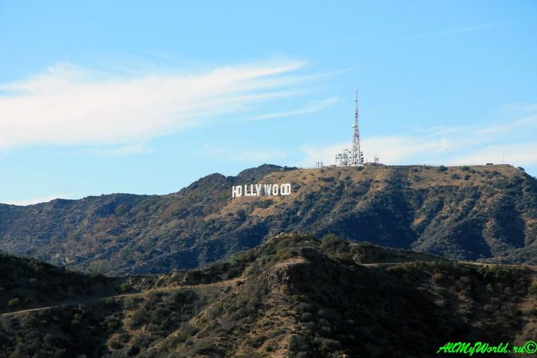 США, город Лос-Анджелес - достопримечательности, впечатления, фото - обсерватория Гриффит, Голливуд