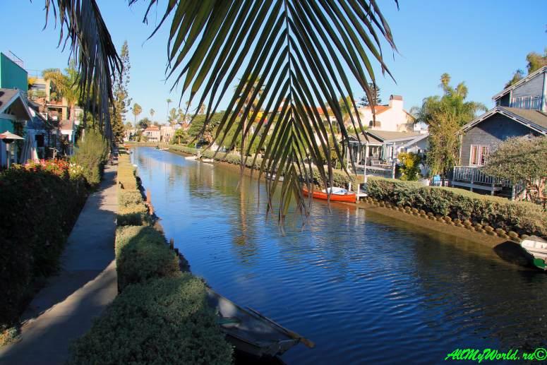 США, город Лос-Анджелес - достопримечательности, впечатления, фото - Венис-сити (Venice City) или Венис-бич (Venice-beach