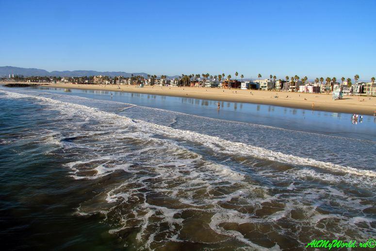 США, город Лос-Анджелес - достопримечательности, впечатления, фото - Венис-сити (Venice City) или Венис-бич (Venice-beach)