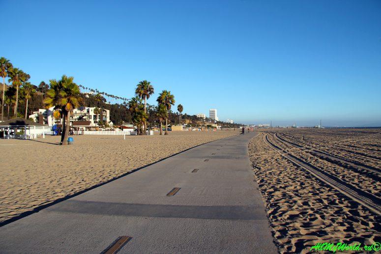 США, город Лос-Анджелес - достопримечательности, впечатления, фото - Санта-Моника