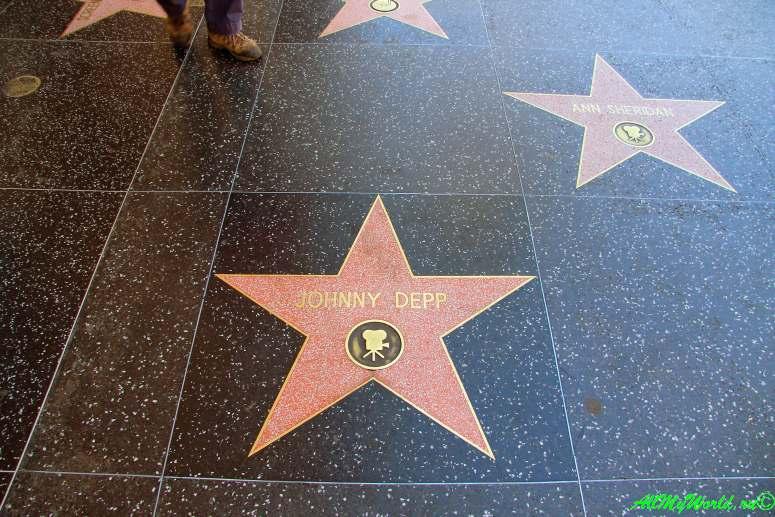 США, город Лос-Анджелес - достопримечательности, впечатления, фото - бульвар Голливуд