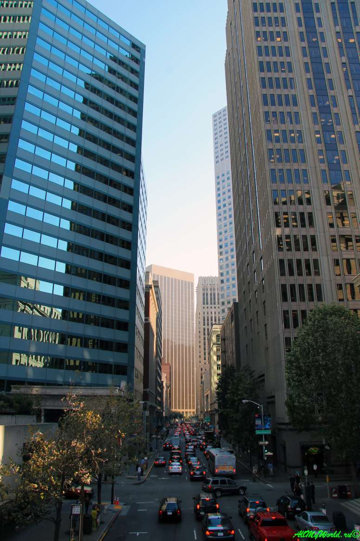 США, город Сан-Франциско - достопримечательности и фото - Центр Эмбаркадеро (Embarcadero Center)