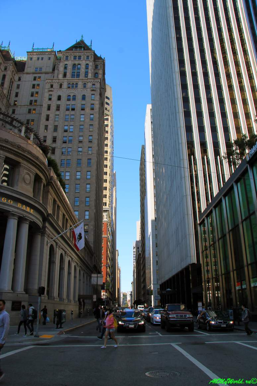 США, город Сан-Франциско - достопримечательности и фото - Financial district