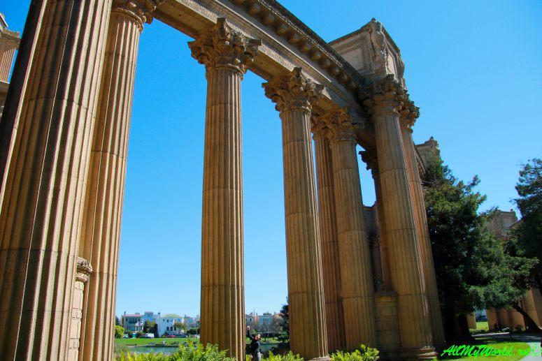 """США, город Сан-Франциско - достопримечательности и фото - """"Западный Париж"""""""
