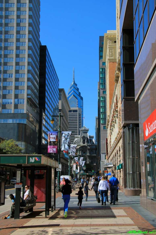 США. город Филадельфия