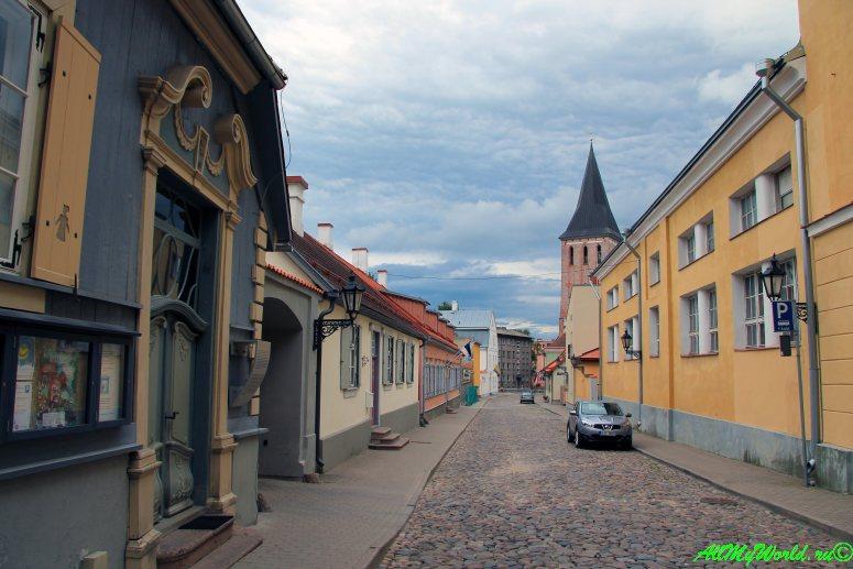 Эстония, Тарту: 10 лучших достопримечательностей города