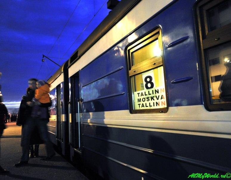 Как добраться до Таллина из Москвы и Питера - на самолете, поезде, автобусе и автомобиле