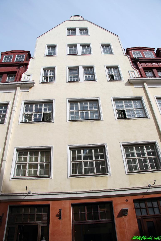 """Фото Таллина: здание бывшей редакции газеты """"Советская Эстония"""""""