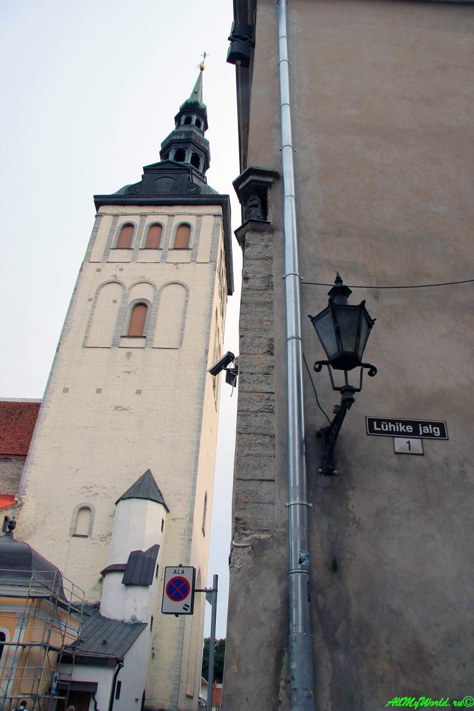 Церковь Святого Николая - Нигулисте в Таллине