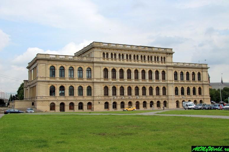 Достопримечательности Калининграда - Центр культуры молодежи (бывшая Биржа)