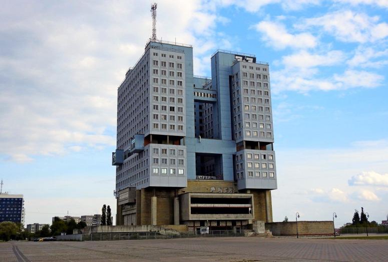 Достопримечательности Калининграда - Дом Советов