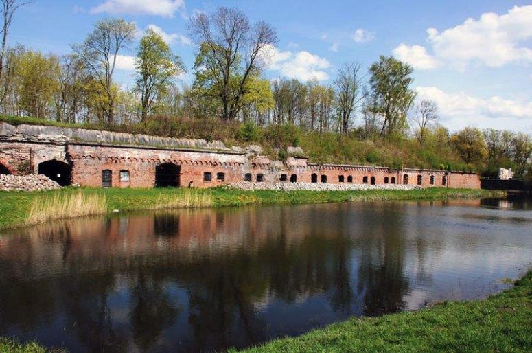 Достопримечательности Калининграда - Форт № 5 — Король Фридрих Вильгельм III