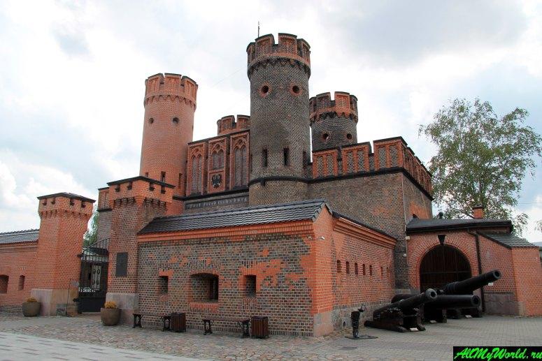 Достопримечательности Калининграда - Фридрихсбургские ворота