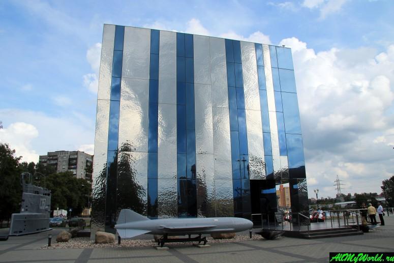 Достопримечательности Калининграда - Музей мирового океана