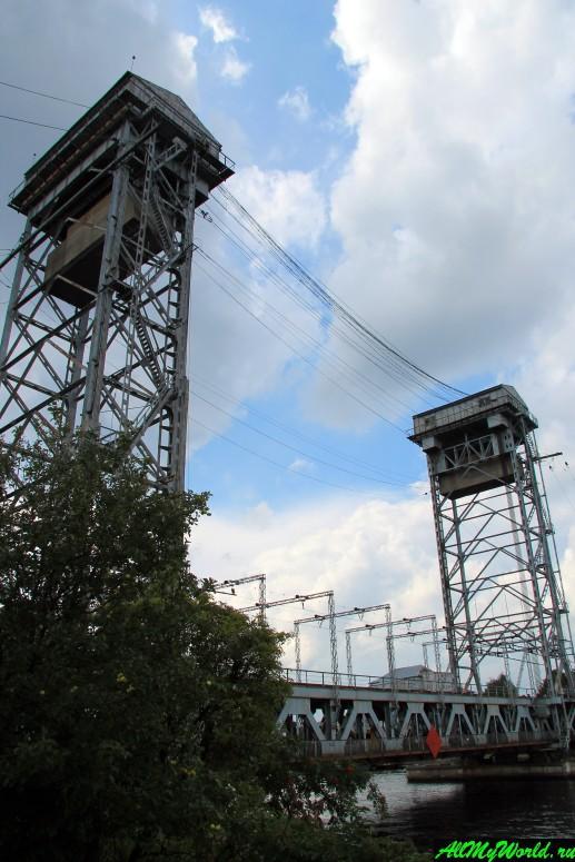 Достопримечательности Калининграда - Рейхсбанбрюкке
