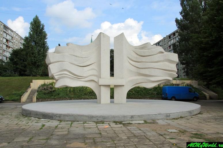 Достопримечательности Калининграда - Советско-польской дружбы