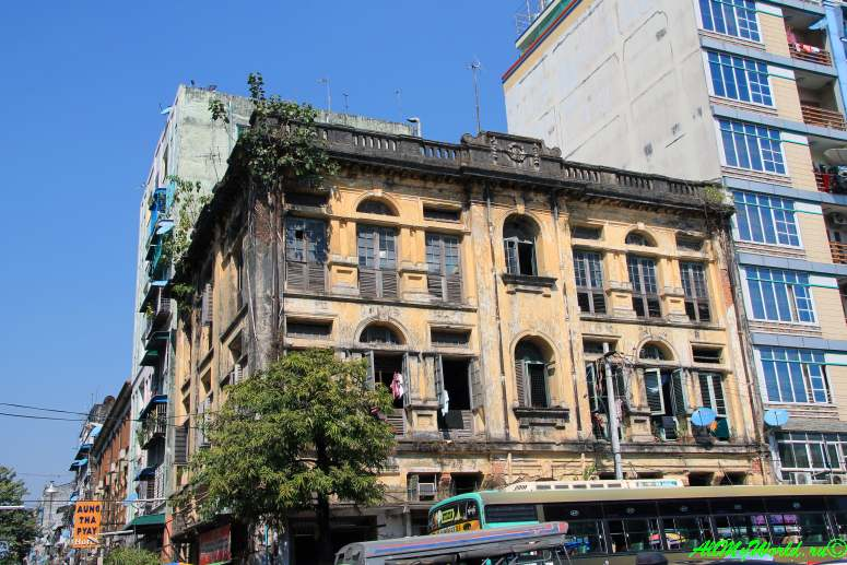 Город Янгон: достопримечательности столицы Мьянмы фото