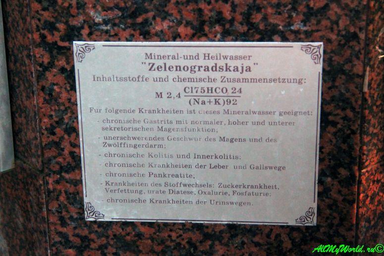 Калининградская область: 11 достопримечательностей города Зеленоградск Бювет королевы Луизы