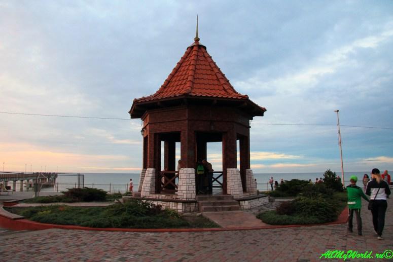 Калининградская область: 11 достопримечательностей города Зеленоградск - Бювет королевы Луизы