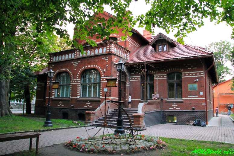 Калининградская область: 11 достопримечательностей города Зеленоградск Вилла Крелля