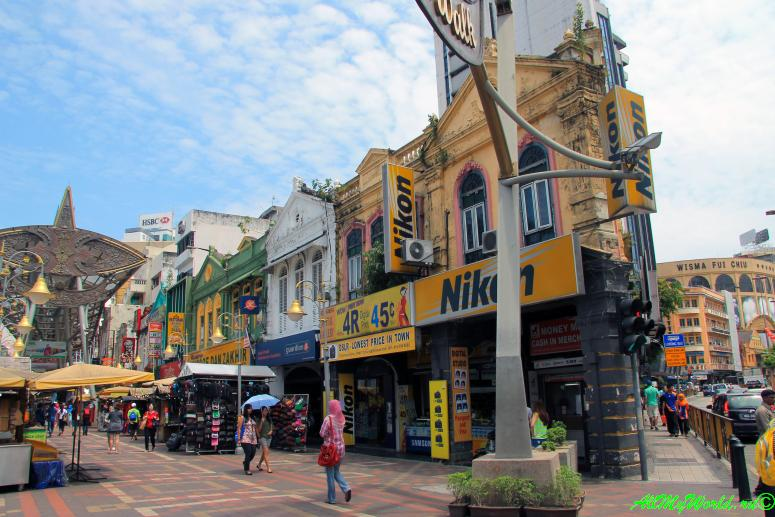 Малайзия: достопримечательности Куала-Лумпура Центральный рынок