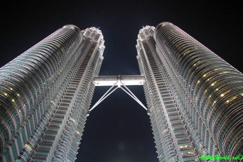 Малайзия: достопримечательности Куала-Лумпура Центральный рынок башни Петронасы